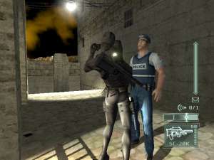 Pandora Tomorrow PS2 s'illustre