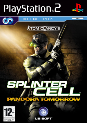 Splinter Cell Pandora Tomorrow sur PS2