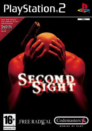 Second Sight sur PS2