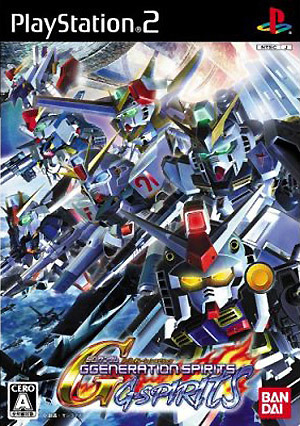 SD Gundam G Generation Spirits sur PS2