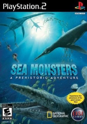 Sea Monsters : A Prehistoric Adventure sur PS2