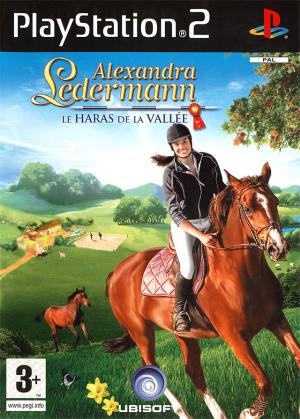 Alexandra Ledermann : Le Haras de la Vallée sur PS2