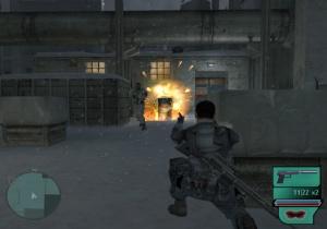 E3 2007 : Logan s'infiltre, encore, sur PS2