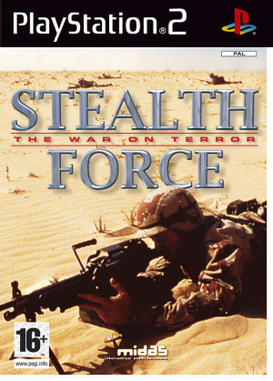 Stealth Force : The War on Terror sur PS2
