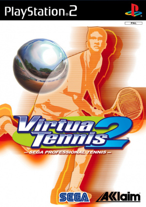 Virtua Tennis 2 sur PS2