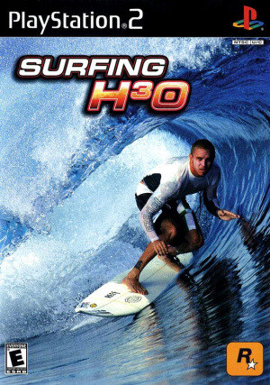 Surfing H3O sur PS2