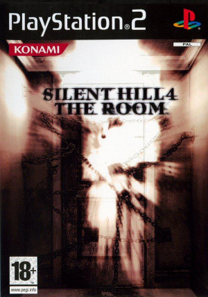 Silent Hill 4 : The Room sur PS2