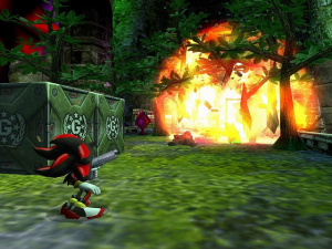 Shadow The Hedgehog - Playstation 2