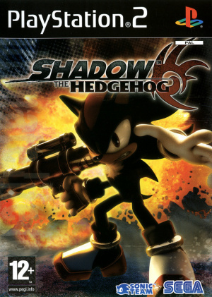 Shadow the Hedgehog sur PS2