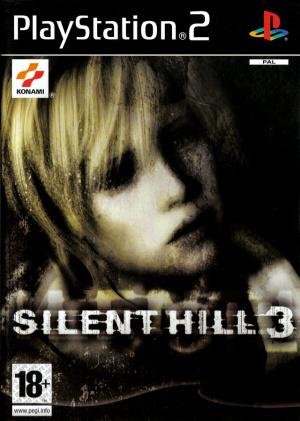 Silent Hill 3 sur PS2