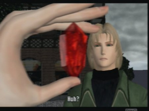 Shadow of Memories sur PSP