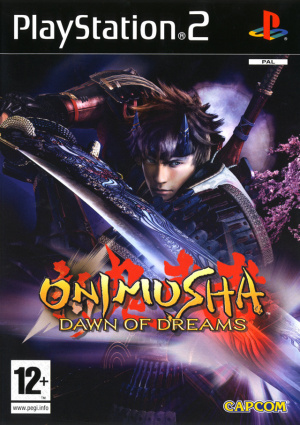 Onimusha: Dawn of Dreams ISO PS2 (Europe) (En,Fr,De,It,Es