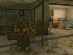Shadow Of Rome défie les screens