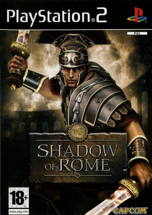 Shadow of Rome sur PS2