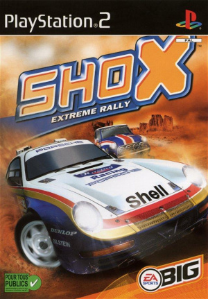 Shox : Extreme Rally sur PS2