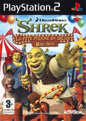 Shrek : La Fête Foraine en Délire : Mini-Jeux sur PS2
