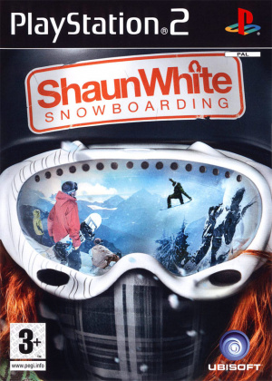 Shaun White Snowboarding sur PS2