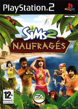 Les Sims 2 : Naufragés sur PS2