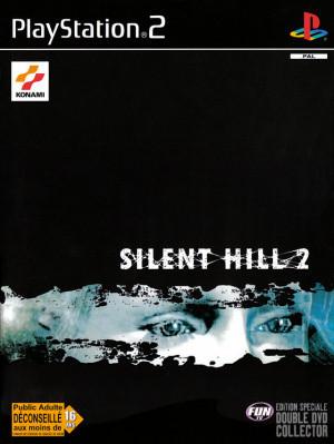 Silent Hill 2 sur PS2
