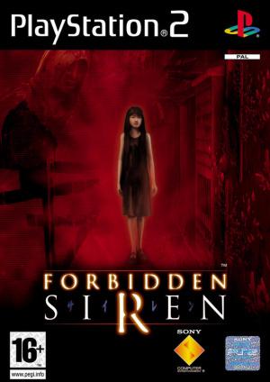 Forbidden Siren sur PS2