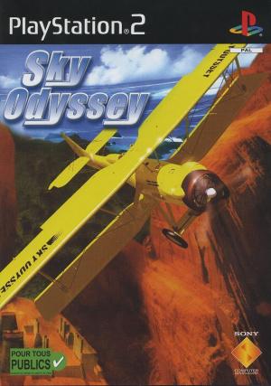 Sky Odyssey sur PS2