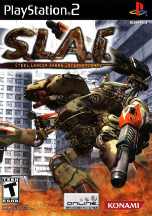 S.L.A.I. : Steel Lancer Arena International