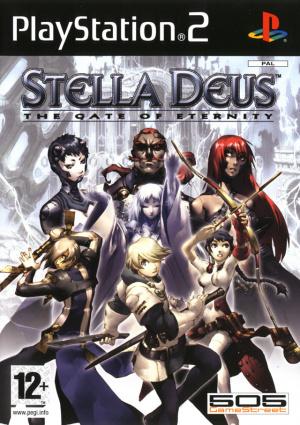 Stella Deus : The Gate of Eternity sur PS2