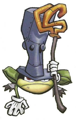 Sly Raccoon : Les Cinq Maléfiques