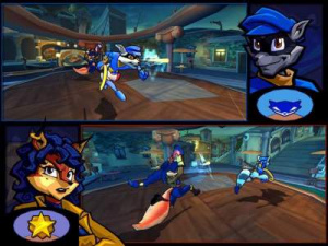 Sly 3 : Honor Among Thieves - Playstation 2