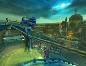 E3 :  Sly 3 : Honor Among Thieves