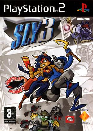 Sly 3 sur PS2