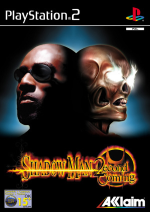 Shadow Man : 2econd Coming sur PS2