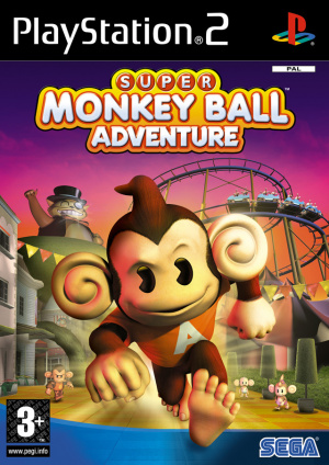 Super Monkey Ball Adventure sur PS2