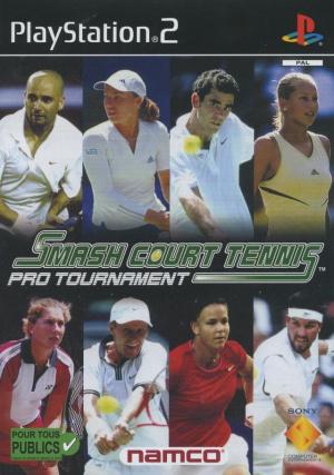 Smash Court Tennis Pro Tournament sur PS2