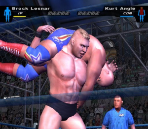 WWE Smackdown! : Here Comes The Pain