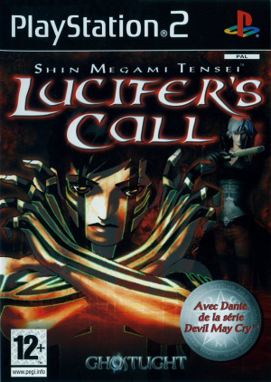 Shin Megami Tensei : Lucifer's Call sur PS2