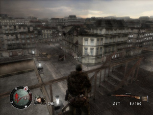 Sniper Elite - Playstation 2