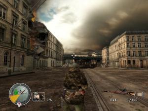 Sniper Elite repoussé