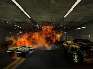 Images : Spy Hunter : Nowhere Hunter sort de voiture