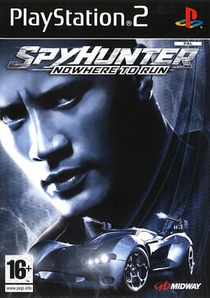 Spy Hunter : Nowhere to Run