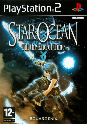 Star Ocean : Till the End of Time sur PS2