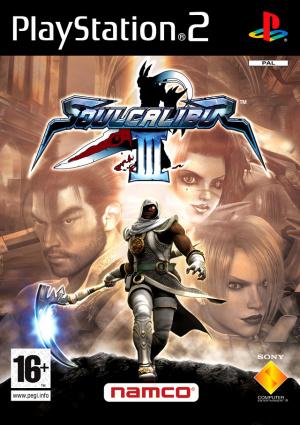 SoulCalibur III sur PS2