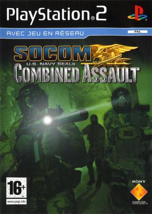 SOCOM : U.S. Navy SEALs : Combined Assault sur PS2