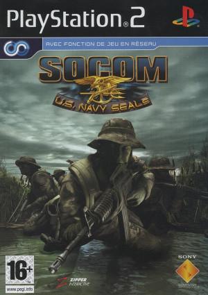 SOCOM : U.S. Navy SEALs sur PS2