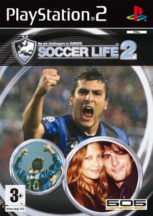 Soccer Life 2 sur PS2