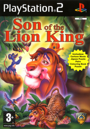 Son of the Lion King sur PS2