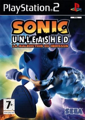 Sonic Unleashed sur PS2
