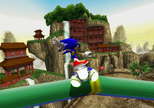 Images : Sonic Riders Zero Gravity