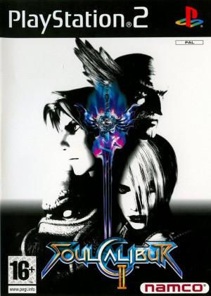 SoulCalibur II sur PS2