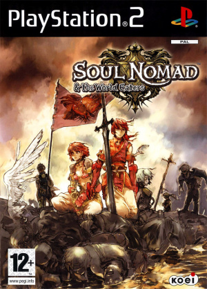 Soul Nomad & the World Eaters sur PS2